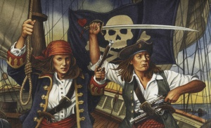 john's female pirates