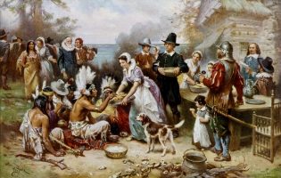 thanksgiving 1600
